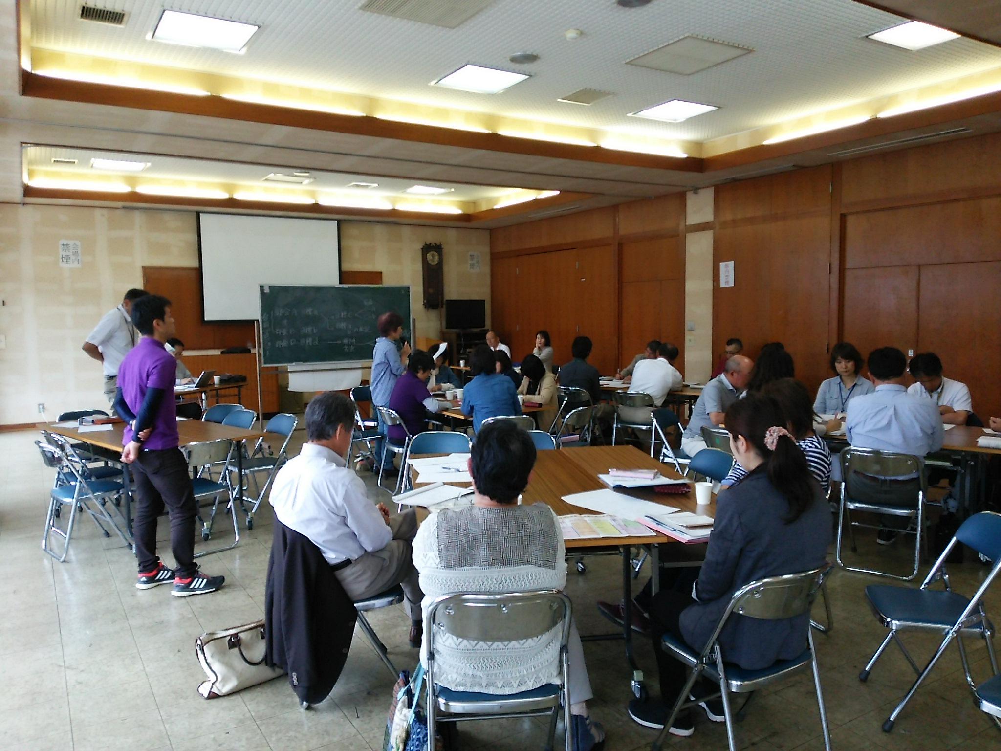 四万十町地域福祉活動計画推進委員会、開催